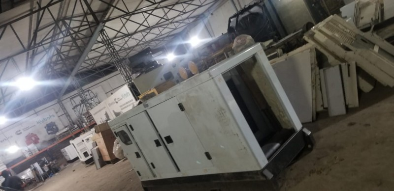 Provision of generators to commercial sector